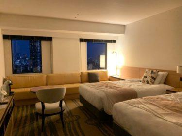 【写真で紹介】サンシャインシティプリンスホテルのパノラマフロア宿泊レポート