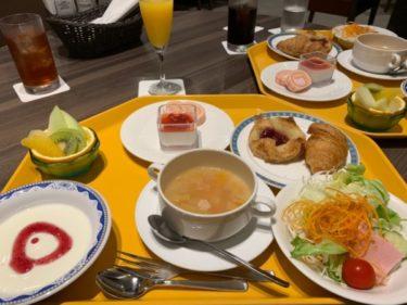 朝から贅沢!『Chef's Palette(シェフズパレット)』の朝食がお洒落で最高